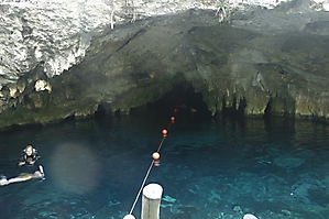 Carwash Cenote Entrance
