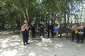 Grande Cenote Lunch